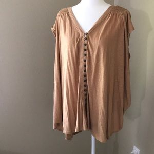 Free People Highland Top
